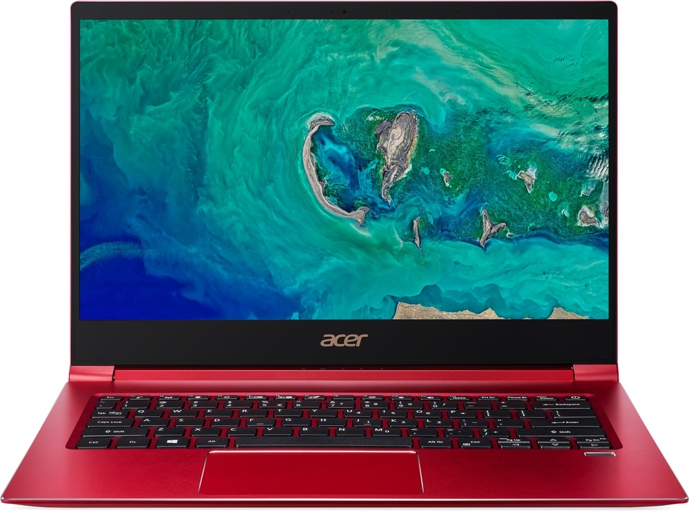 Acer Swift 3 SF314-55-78SP (красный)