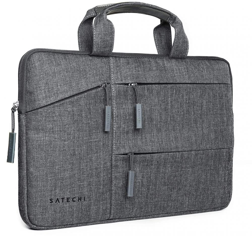 Satechi Water resistant Laptop Carrying Case 13 (серый)