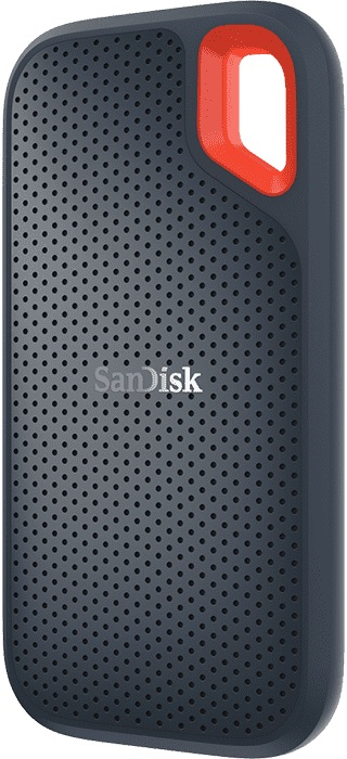 SanDisk Extreme Portable SSD 2TB (SDSSDE60-2T00-R25)