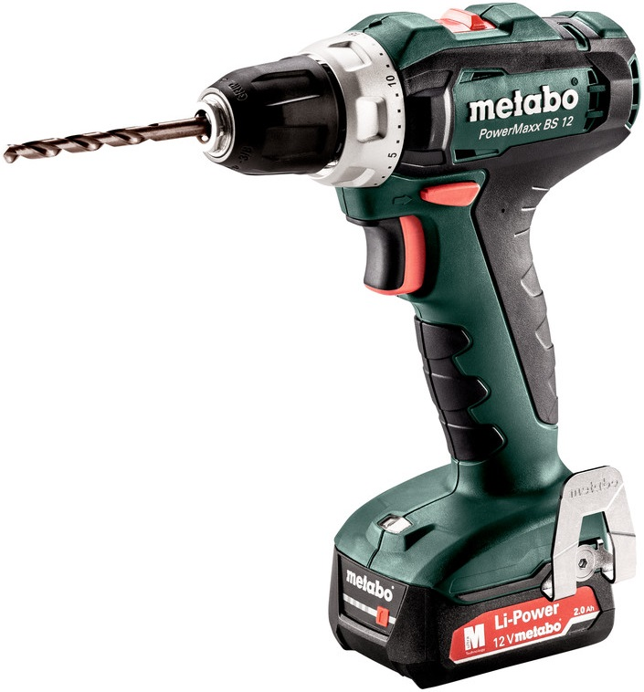 цена на Metabo PowerMaxx BS 12