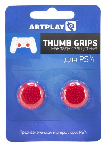 Фото - Artplays Thumb Grips PS 4 gamepad playstation 4 cuh zct2 ps4 dualshock 4 ps