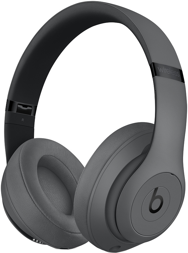 Beats Studio3 Wireless (серый)
