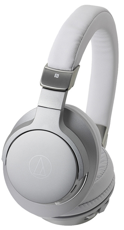 Audio-Technica ATH-AR5BT (серебристый)