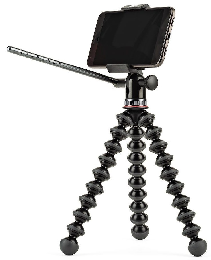 Фото - Joby GripTight PRO Video GP Stand (черный) штатив joby griptight one gp stand jb01491 0ww черный