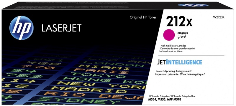 Фото - HP 212X High Yield Magenta Original LaserJet Toner Cartridge 50pcs ds1307zn ds1307z sop8 ds1307 sop smdnew and original make in china