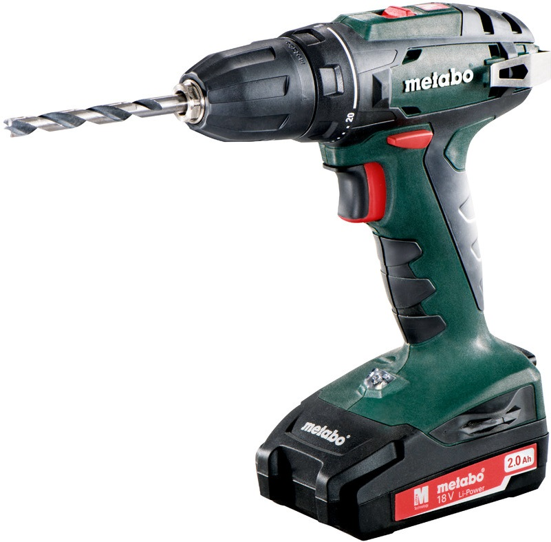 Metabo BS 18