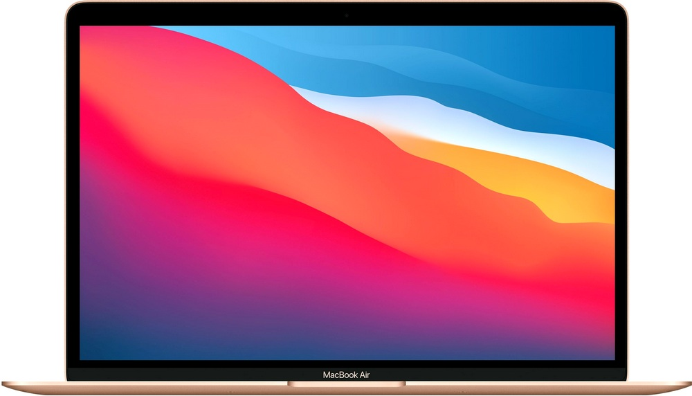 "Apple MacBook Air 13"" M1, 7-core GPU, 8 ГБ, 2 ТБ SSD (золотой)"