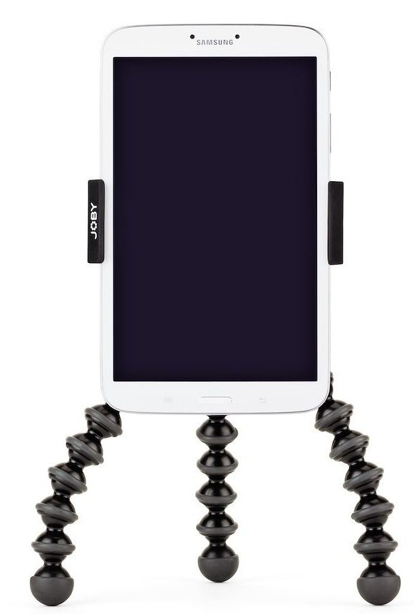 Фото - Joby GripTight GorillaPod Stand PRO Tablet (черный) штатив joby griptight one gp stand jb01491 0ww черный