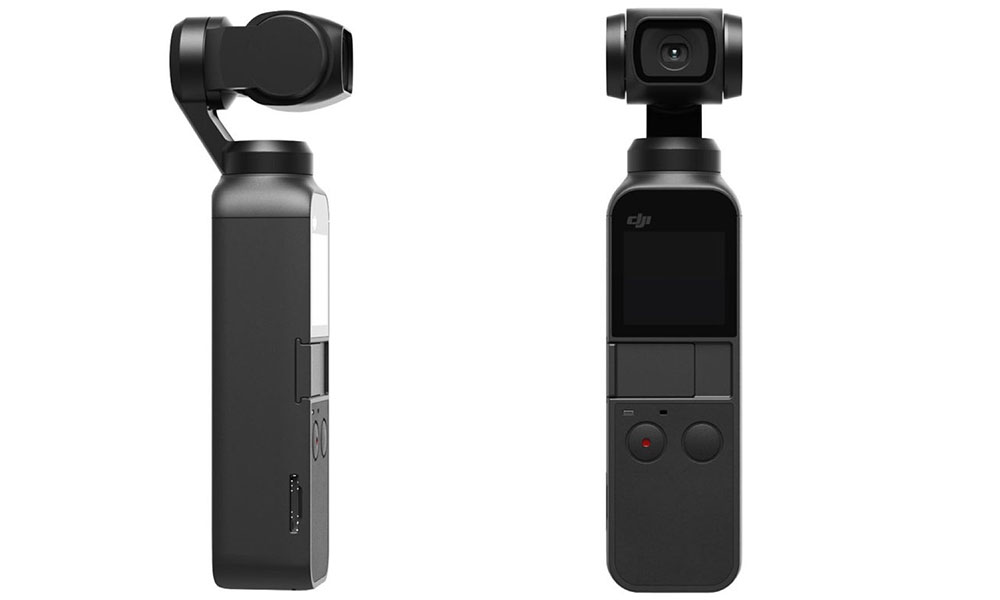 Фото - DJI OSMO Pocket видео