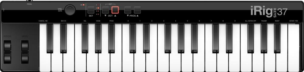 IK Multimedia iRig Keys 37 USB