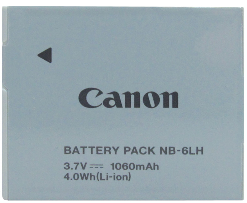 Canon NB-6LH аккумулятор acmepower ap nb 5l li ion 3 7в 800мaч для компактных камер canon powershot s100 s110 sx210is sx220hs sx230hs ixus 800is 850is 860is 870is 90is 900ti 950is 960is 970is