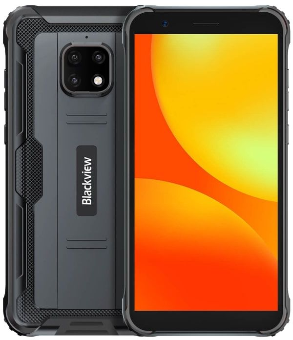 Blackview BV4900 Pro 4/64GB (черный)