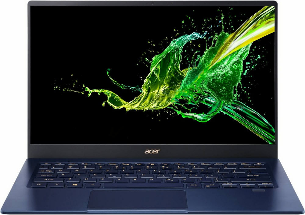 Acer Swift 5 SF514-54GT-76PK (синий) acer swift 5 sf514 54gt 71th белый