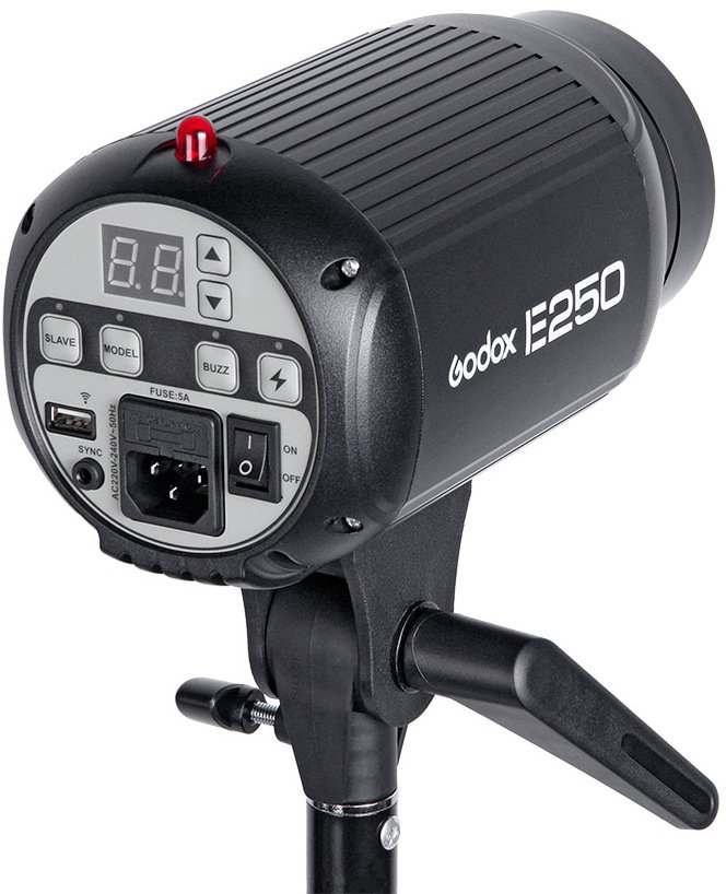 Godox E250 godox 600d studio flash light monolight for photography