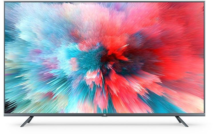 Xiaomi Mi TV 4S 55 (черный) телевизор xiaomi mi tv 4s 55 55 ultra hd 4k