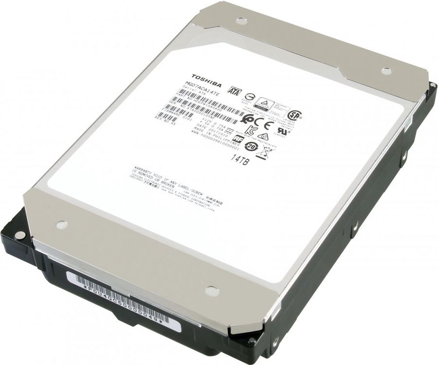 Toshiba Enterprise Capacity 14Tb