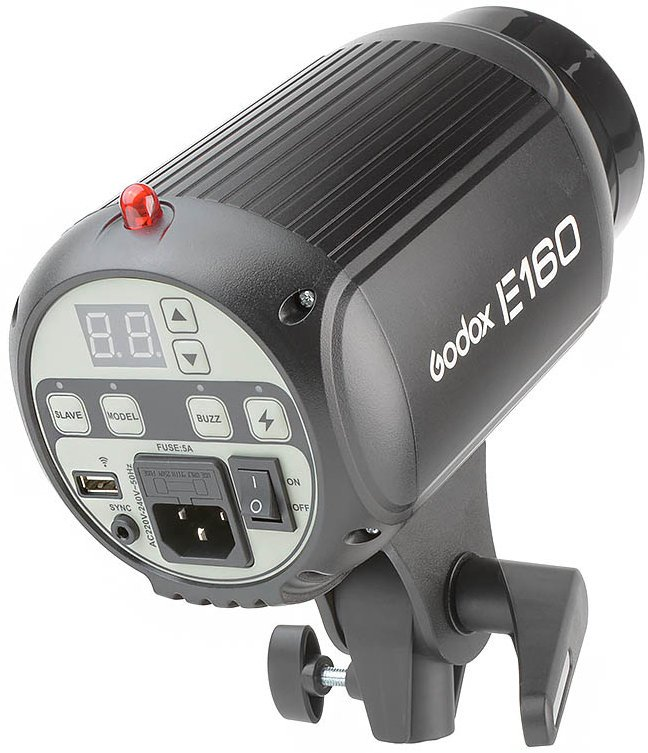 Фото - Godox E160 godox 600d studio flash light monolight for photography