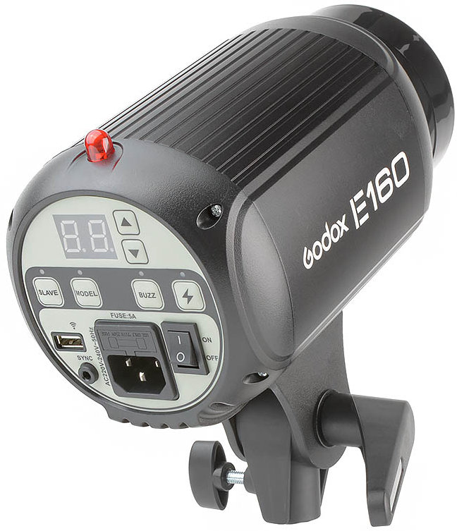 Godox E160 godox 600d studio flash light monolight for photography
