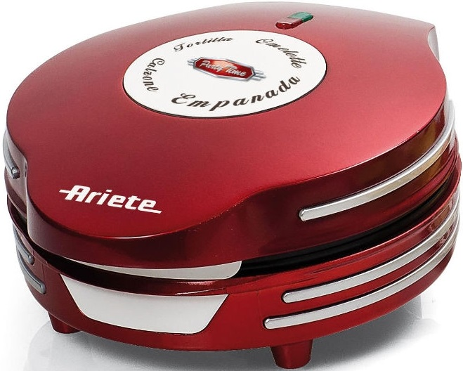Ariete 182 PARTY TIME (красный) mixer ariete 1594 00 in 650 w 6 speed bowl 4 l stainless steel