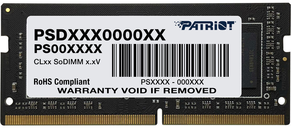 PATRIOT SO-DIMM DDR4 PSD416G266681S 16Gb