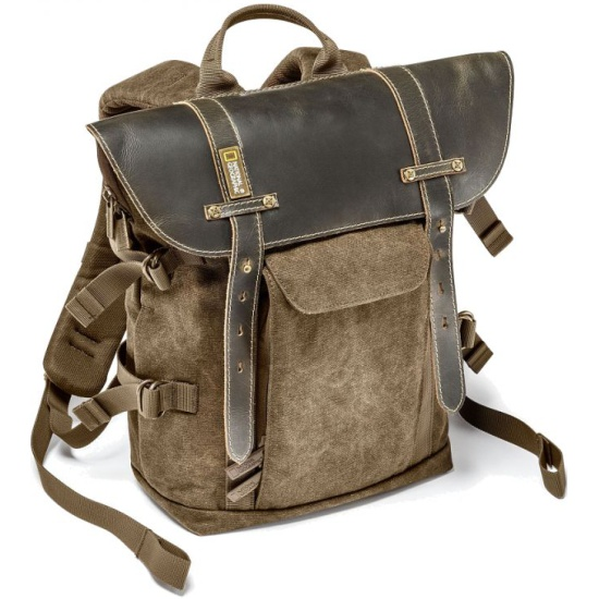 Фото - National Geographic Small Backpack, коллекция Africa NG A5280 neverout luxury brand messenger bags split cow leather small flap bags solid simple fashion small chain crossbody bags for women