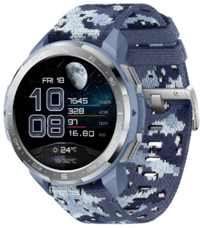 Honor Watch GS Pro KAN-B19A (голубой)