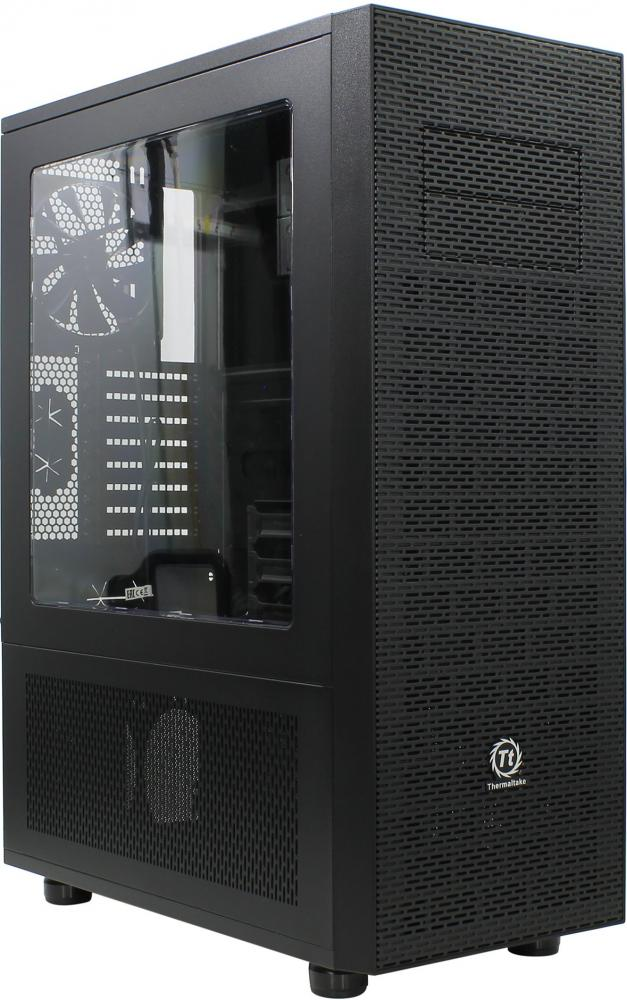 Thermaltake Core X71 CA-1F8-00M1WN-00 Black