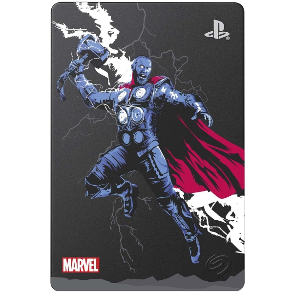 Фото - Seagate Game Drive for PS4 Avengers Thor STGD2000205 2TB seagate для ps4 4tb