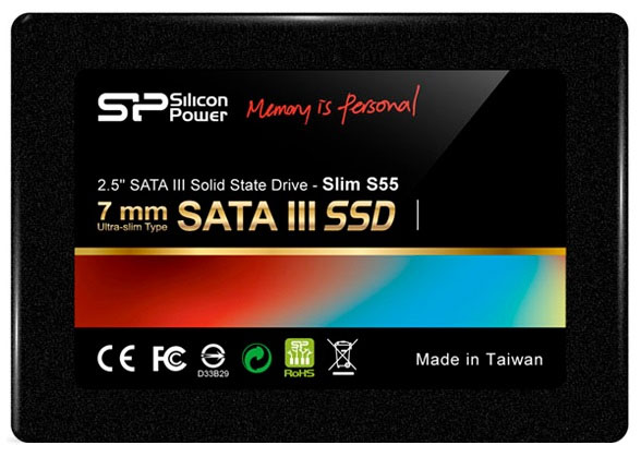 Silicon Power SATA-III 120Гб