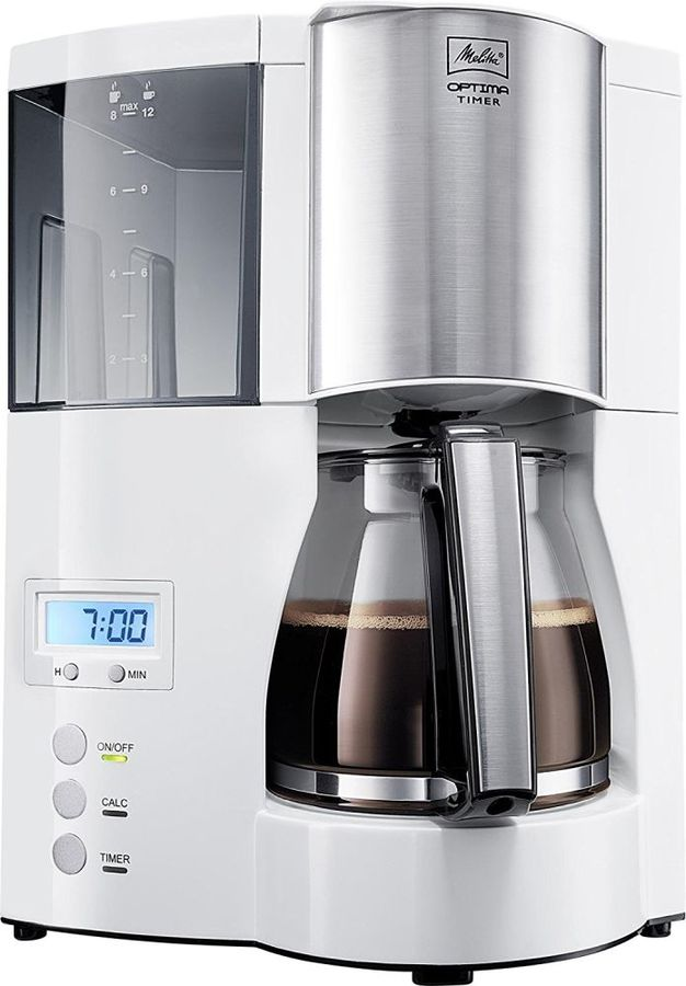 Melitta Optima Timer (белый)
