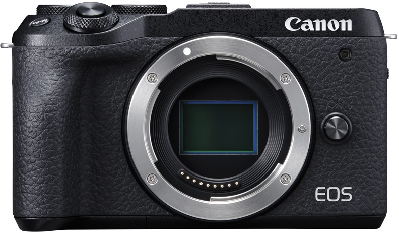 цена на Canon EOS M6 Mark II body (черный)