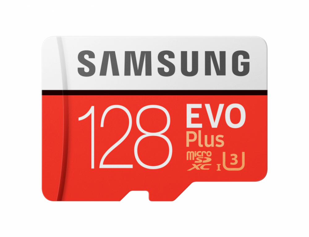 Фото - Samsung microSD EVO Plus 128Gb MB-MC128HA/RU карта памяти samsung mb mc128ha
