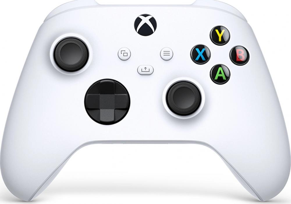 Microsoft One Wireless Controller (белый)