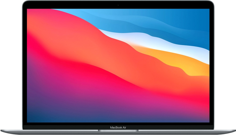 "Apple MacBook Air 13"" M1, 7-core GPU, 8 ГБ, 1 ТБ SSD (серый космос)"