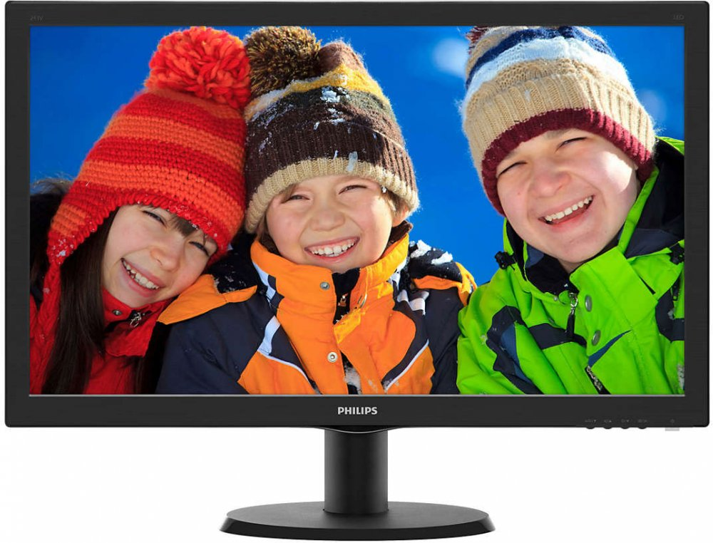 Philips 243V5QHABA 23.6